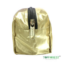 1pc - Shiny Gold Cosmetic Bag C02020 (L)