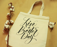 Canvas Tote Bag B04017