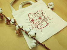 Canvas Tote Bag B01067