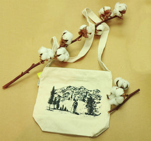 Small Canvas Bag B02037