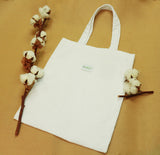 Lace Cotton Tote Bag B06017