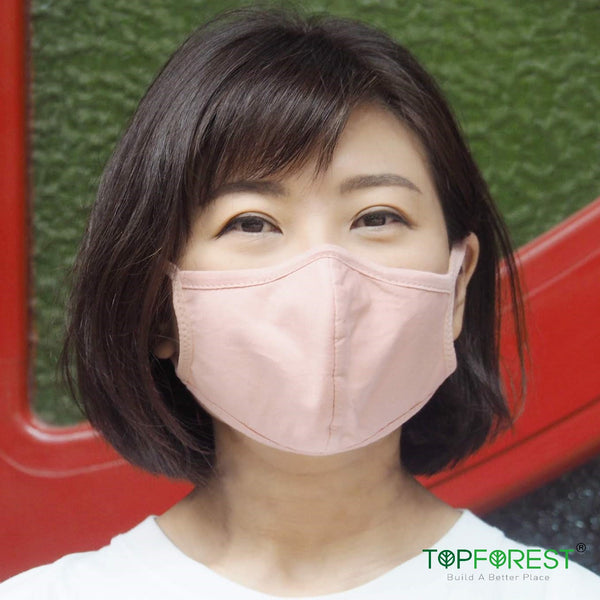 1pc - 3D Durable Washable Cotton Cloth Mask (M02020)