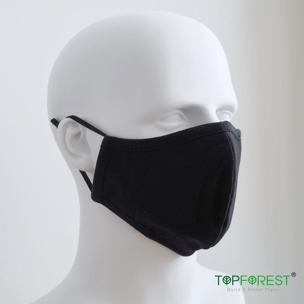5pcs - Adjustable Cotton Fabric Eco-Masks (M11020)