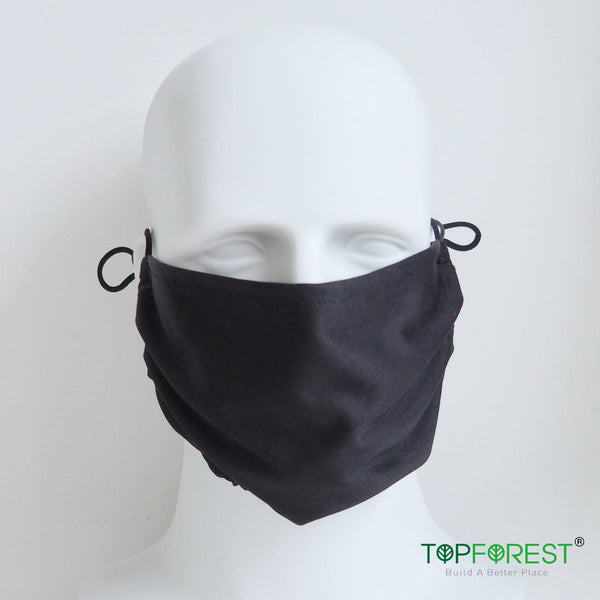 1pc - XL Summer Extra-thin One-Layer Breathable Face Cloth Mask - M15020