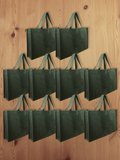 3D Non-woven Gift Eco-Large Bag 10pcs SNB005