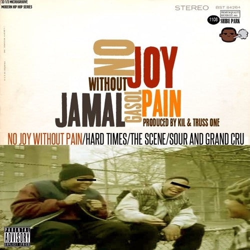 No Joy Without Pain 1 (Physical CD)