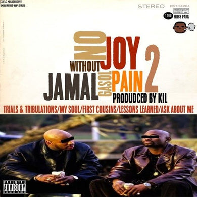 No Joy Without Pain 2 (Physical CD)