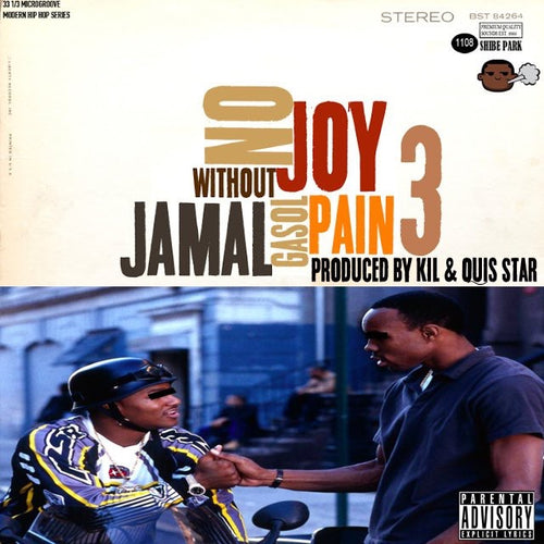 No Joy Without Pain 3 (Physical CD)