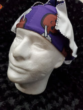 Load image into Gallery viewer, Purple PIFFHead DuRag