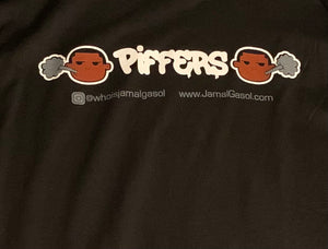 PIFFERS Long Sleeve (Black)