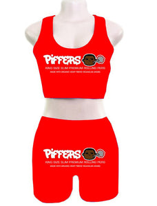 PIFFERS 2 piece set (RED/BLUE)