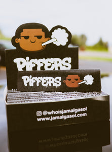 PIFFERS Premium Rolling Papers BOX