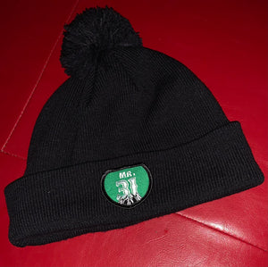 P.I.F.F. /Mr 31 reversible Winter Hat (Black)