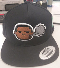 "Load image into Gallery viewer, ""Piff Head"" SnapBack"