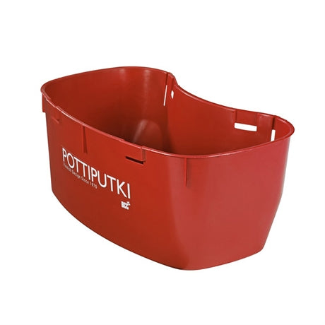 Pottiputki carriage set of 2 plantboxes, softbelt & twin harness