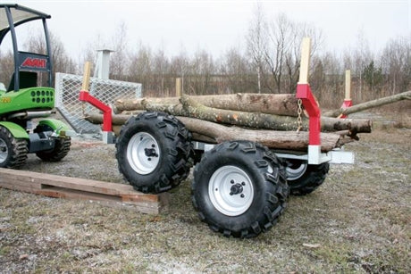 Bonnet Myran forestry trailer