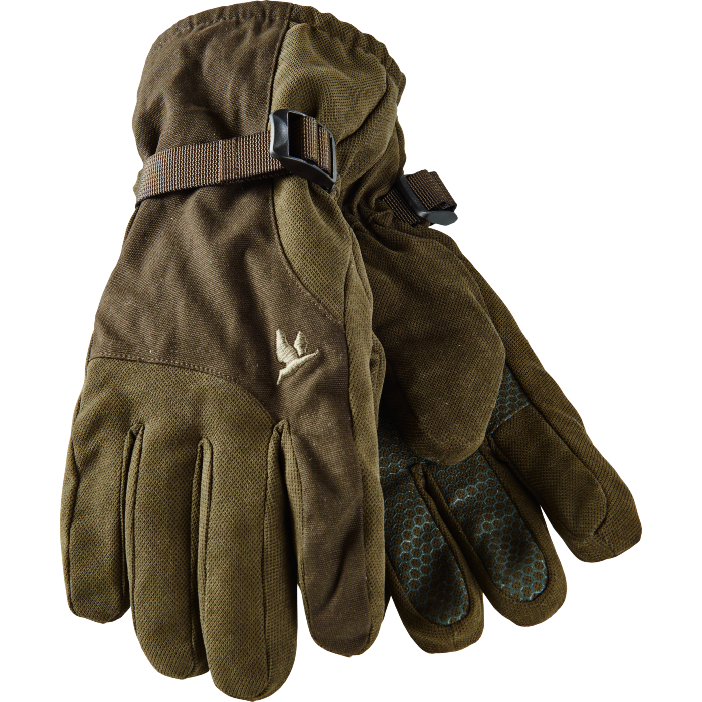 Seeland - Helt gloves Grizzly brown