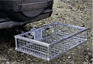 Transport cart for for trailer hitch