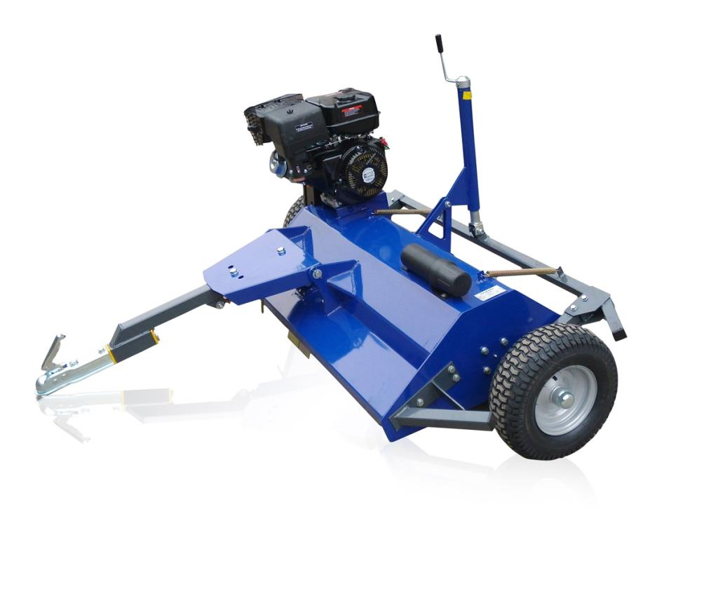 Bonnet ATV mower