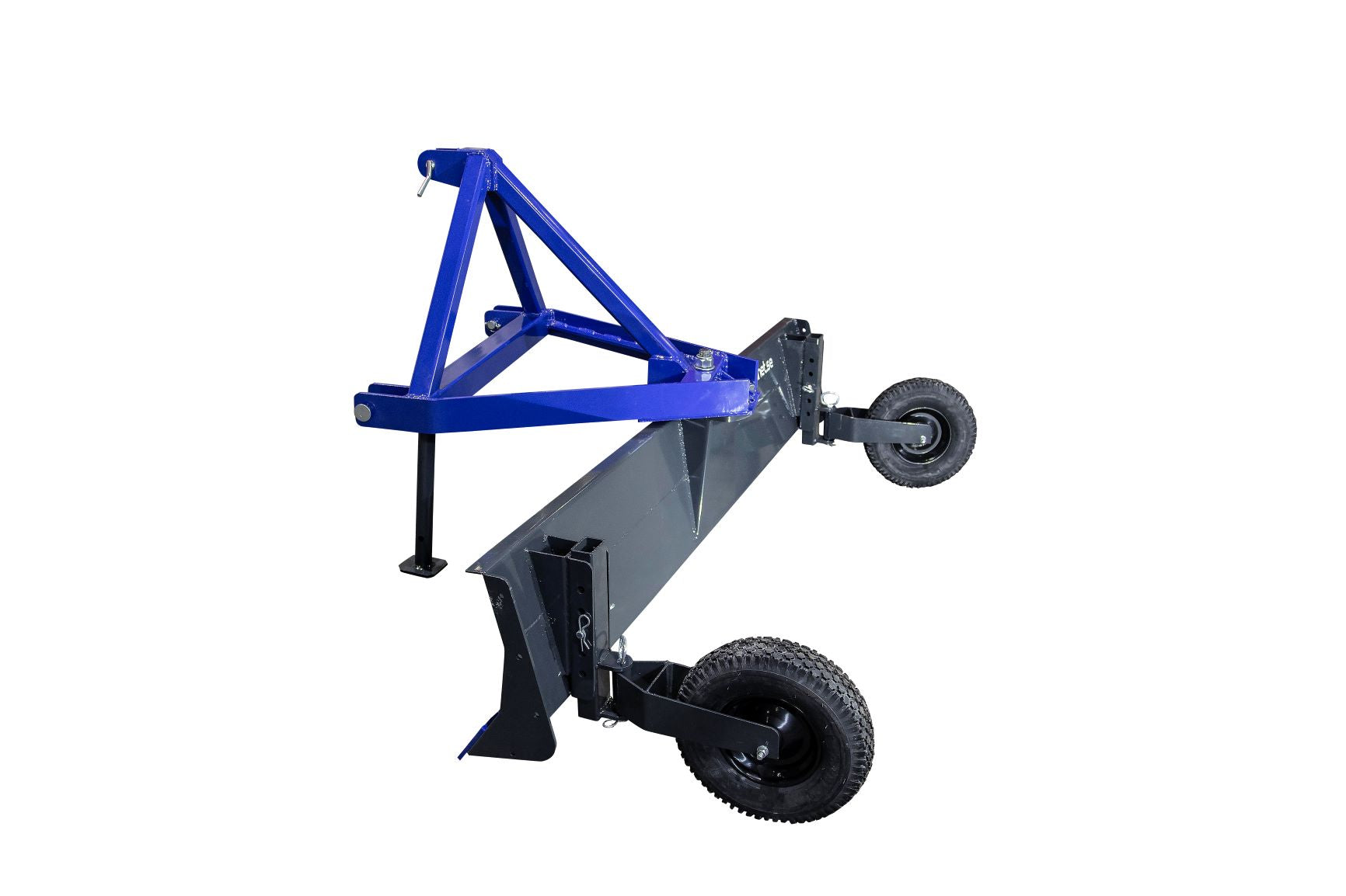 Bonnet plow for small tractors 2.2m