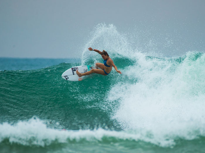 Coco Ho Heads South Of The Border With Surfline