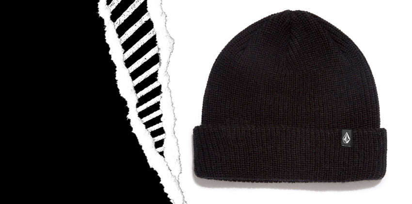 GET YOUR FREE VOLCOM BEANIE WITH ANY MEN'S OR WOMEN'S JACKET ORDER*