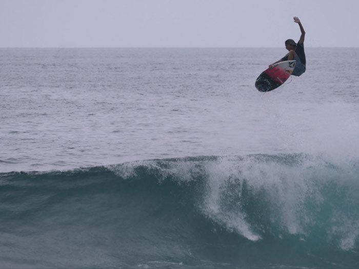 12 DAYS IN INDO WITH BRAZIL'S MATEUS HERDY