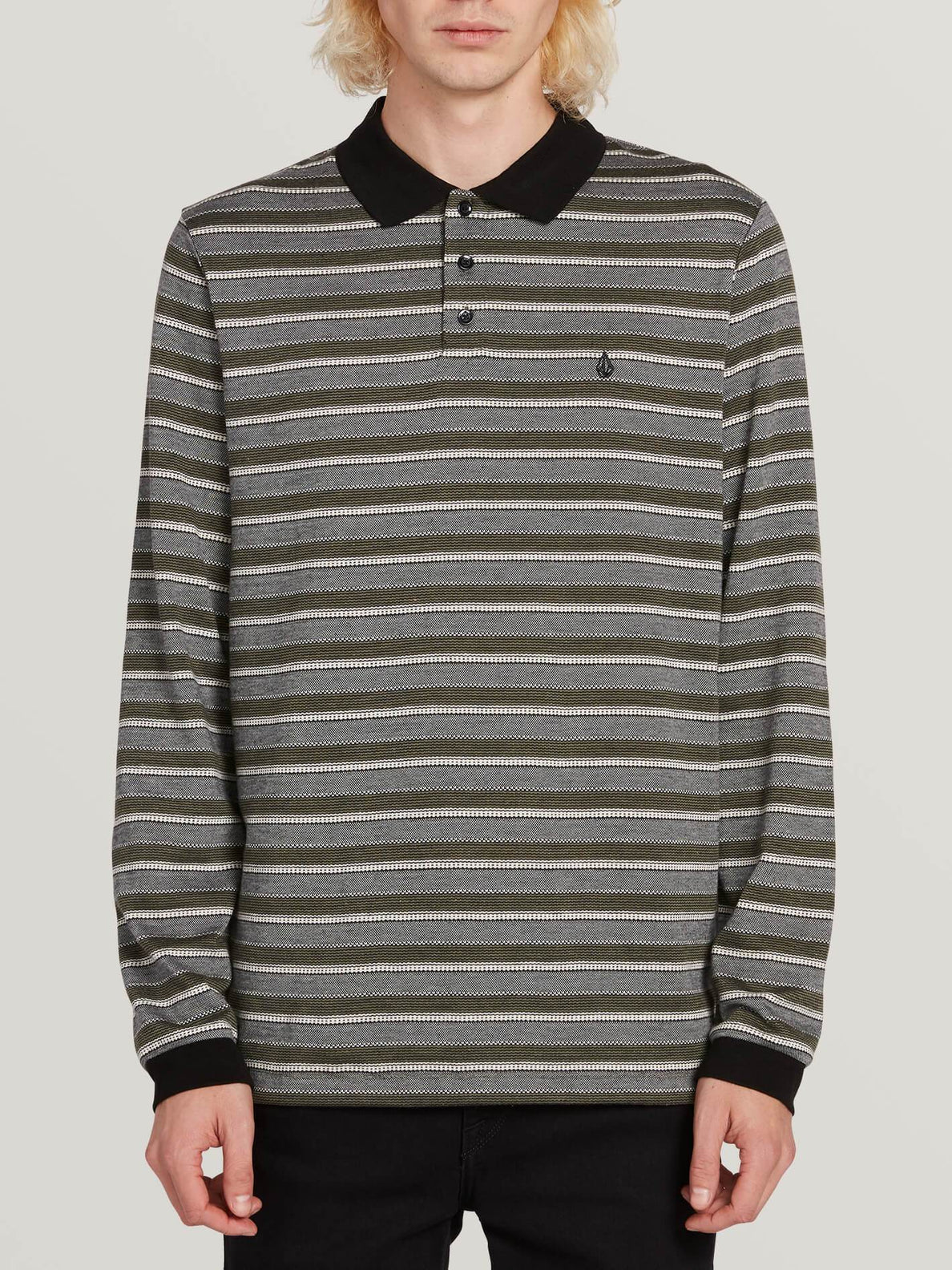 MEADOWZ L/S POLO (A0331900_ARC) [F]