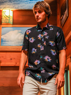 Pleasure Cruise Shirt - Black
