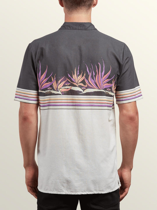 Algar Short Sleeve - White Flash