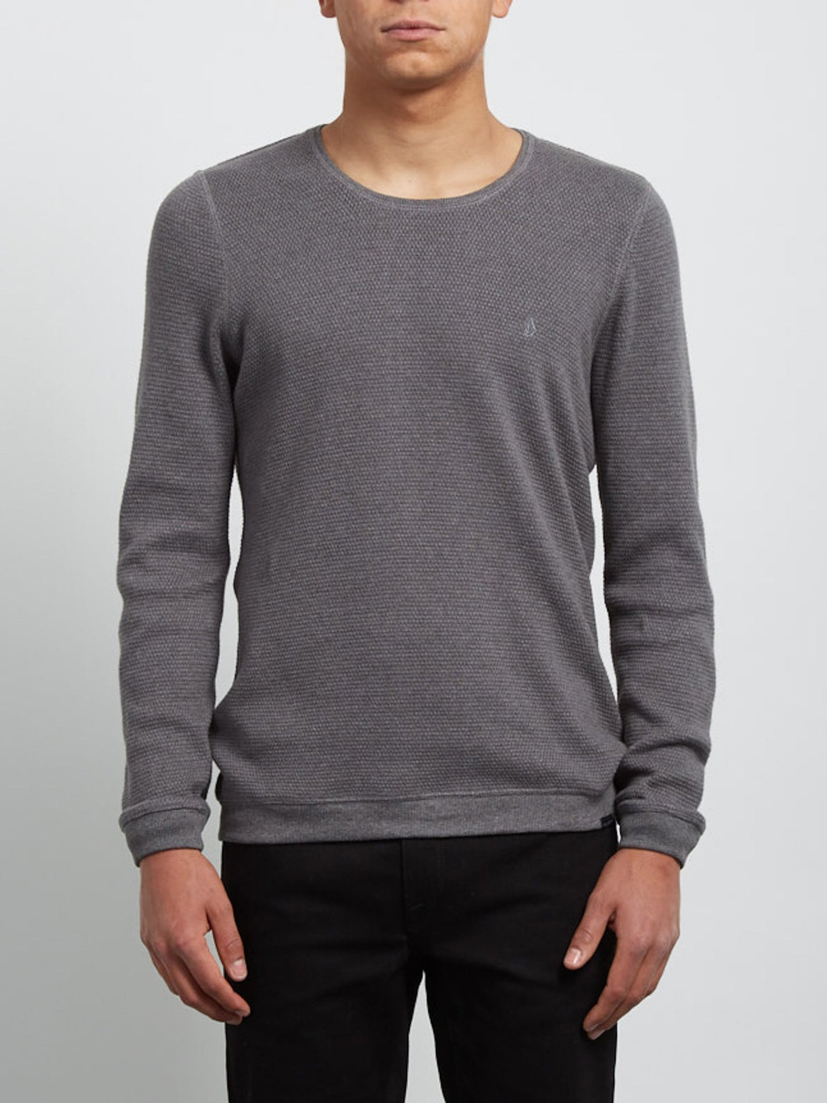 Sundown Sweater - Heather Grey