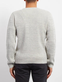 Baltimore Pullover - Heather Grey