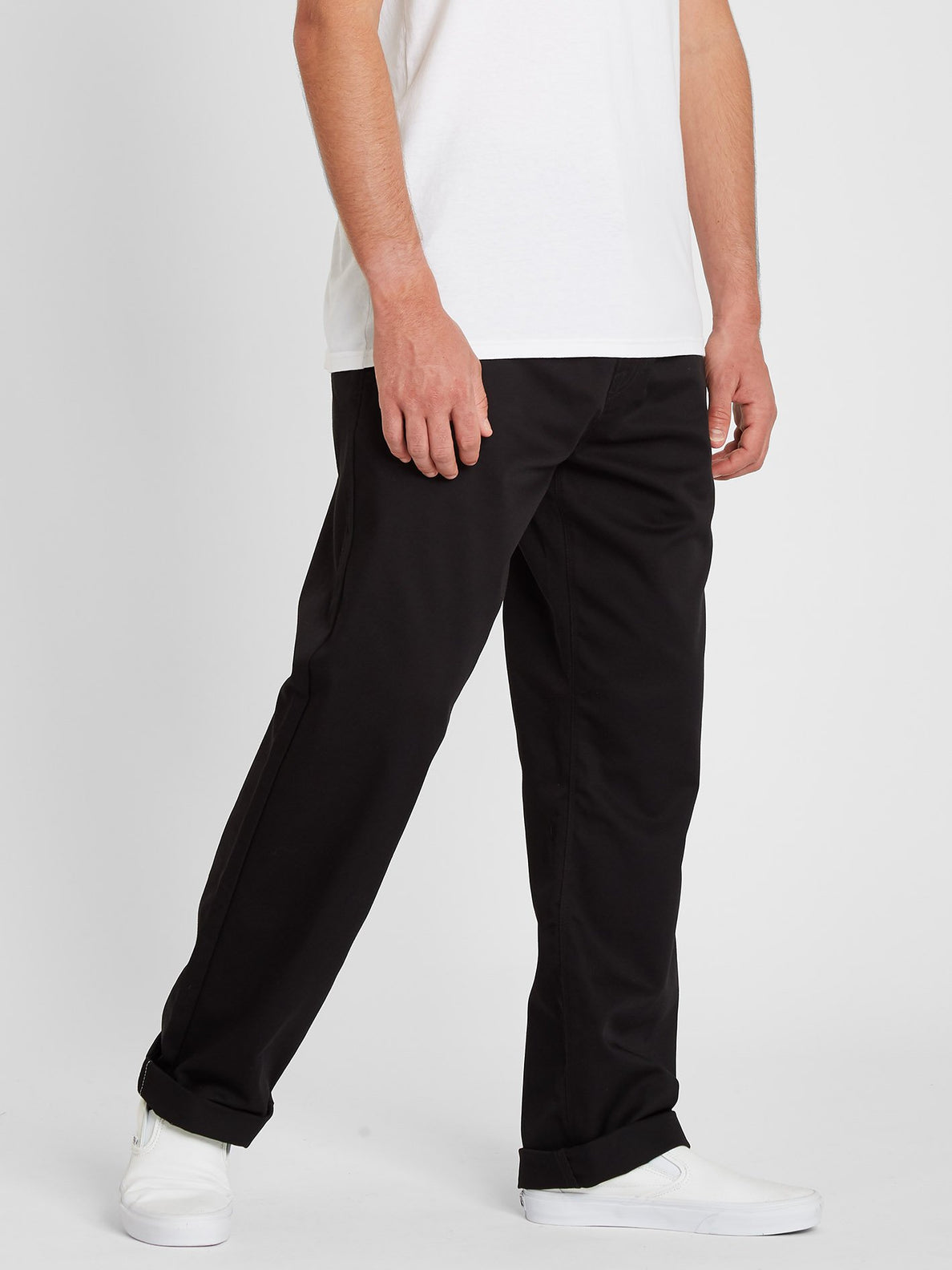 Substance Chino Pant - Black (A1112104_BLK) [3]
