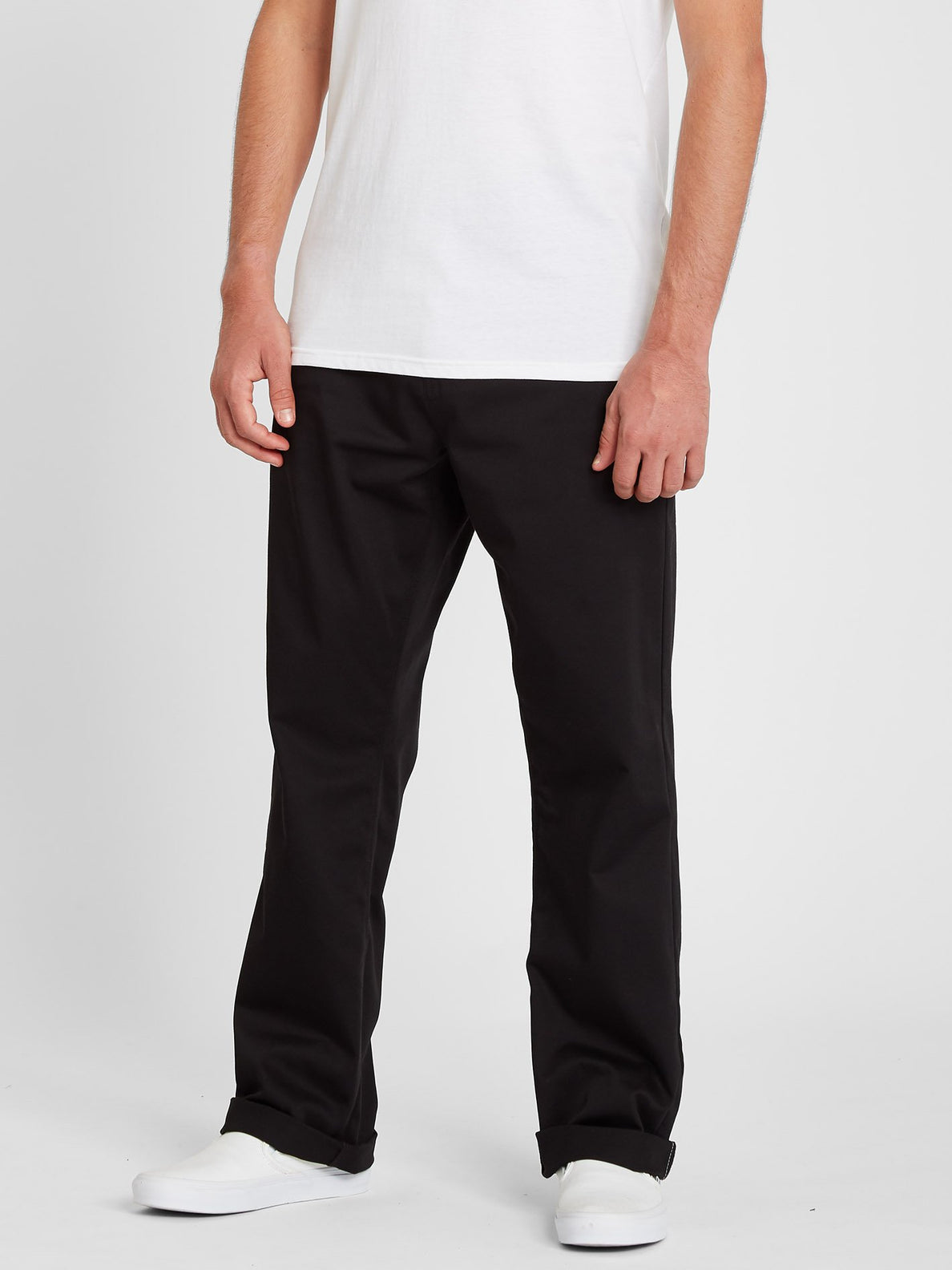 Substance Chino Pant - Black (A1112104_BLK) [F]