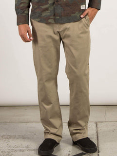 Frickin Regular Chino Pants - Khaki