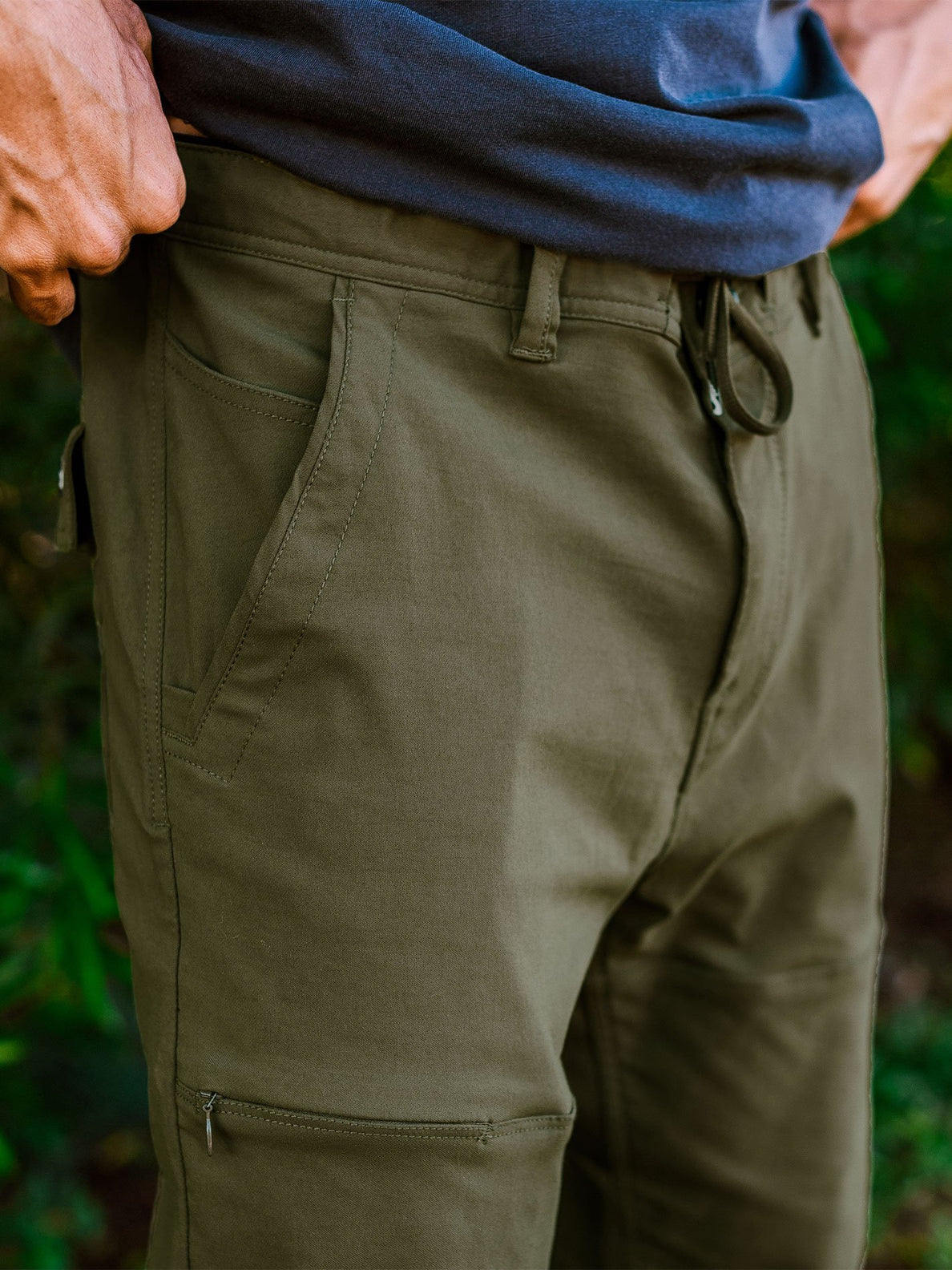 Stone Trail Master Pant - MILITARY (A1132002_MIL) [70]