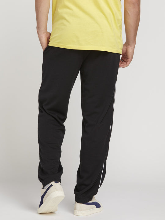 Lost Track Trousers  - Black