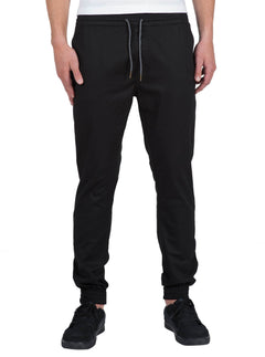 Frickin Slim Jogger Pants - Black