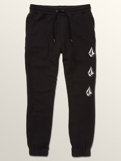 Deadly Stones Pants - Washed Black