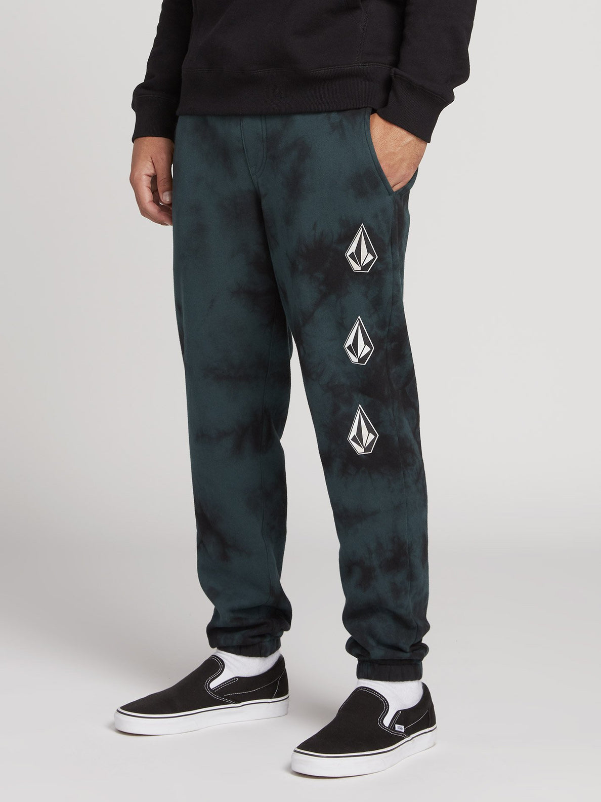 Deadly Stones Pant - Evergreen (A1231904_EVR) [1]