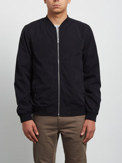 Burnward Jacket - Black