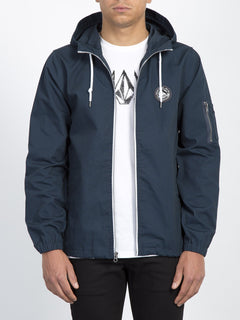 Ace Of Spade Jacket  - Navy