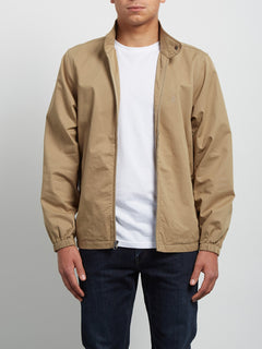 Hopton Jacket - Sand Brown