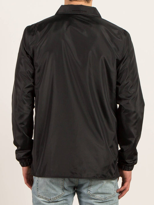 Brews Coach Jacket - Black