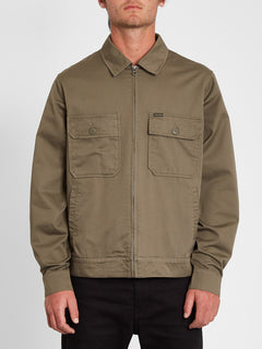Central Drive Jacket - Tarmac Brown (A1532000_TMB) [2]