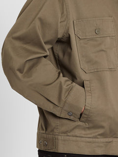 Central Drive Jacket - Tarmac Brown (A1532000_TMB) [5]