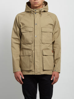 RENTON JKT SAND BROWN