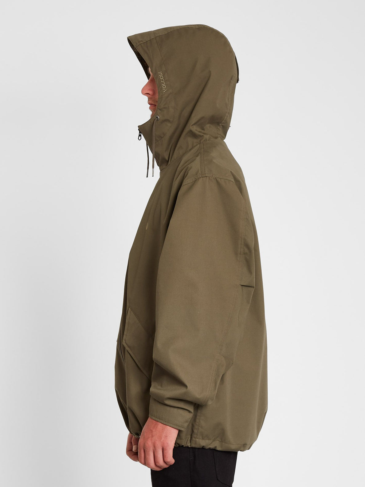 Shadowplay Parka - Tarmac Brown (A1612100_TMB) [1]
