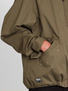Shadowplay Parka - Tarmac Brown (A1612100_TMB) [5]