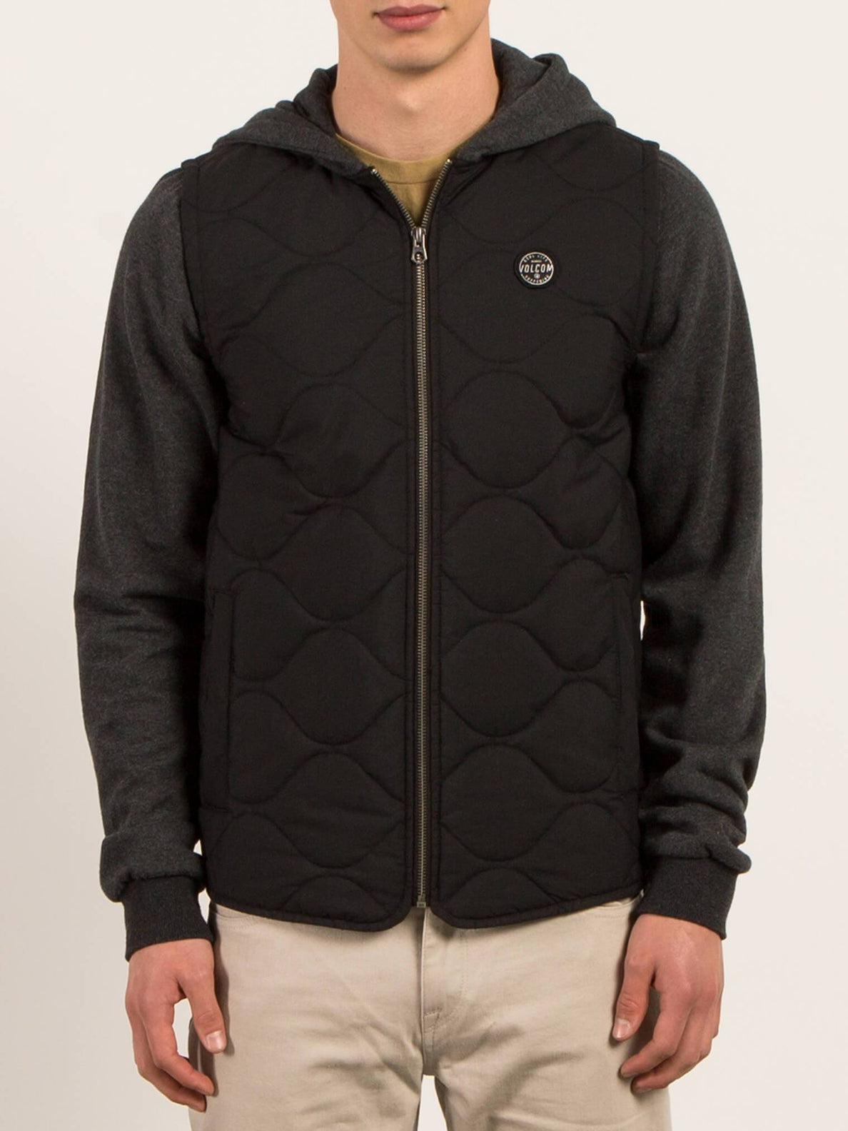 BUSTER PUFFER JACKET BLACK